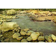 Pedernales Falls State Park Texas Photographic Print