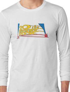 Distorted Fox Long Sleeve T-Shirt
