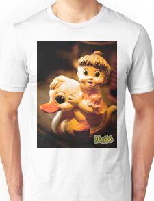 Krispy Duck Unisex T-Shirt