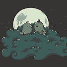 Moonlight Kiss by Lili Batista