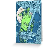 Stay Up All Night Greeting Card