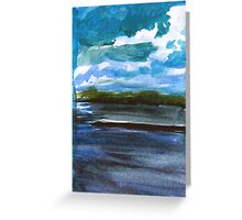 Westport Waterways Greeting Card