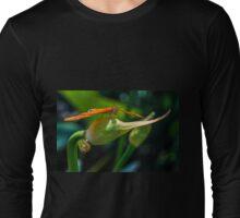 Julia Heliconian butterfly, (Dryas Iulia) Long Sleeve T-Shirt