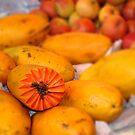 Mamao / Papaya by Zack Nichols