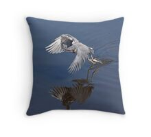 Lift Off! Throw Pillow