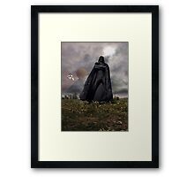 Dark lord Framed Print