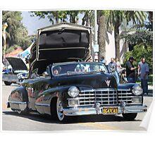 1947 Cadillac Convertible   Poster