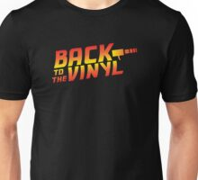 Back To The Vinyl Unisex T-Shirt