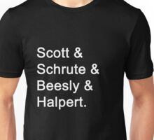 The Office Characters Unisex T-Shirt