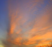 Sky Ablaze featured in The World As We See It , or as we missed it. by ©The Creative  Minds