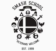 Smash School Veteran Class (Black) by Nguyen013