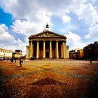 Le Panthéon by Rob Forconi
