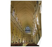Cathedral of St. John the Baptist Poster
