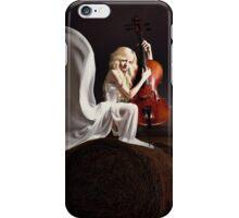 Musical Melancholy.. iPhone Case/Skin