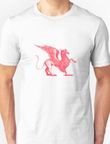 Red Griffin T-Shirt