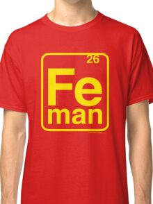 Iron Element Man Classic T-Shirt