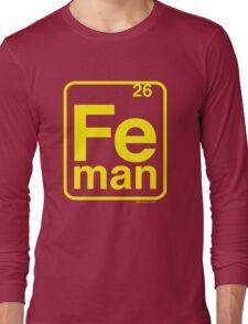 Iron Element Man Long Sleeve T-Shirt
