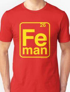 Iron Element Man T-Shirt
