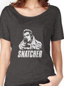 SNATCHER -  Gillian Graphic Women's Relaxed Fit T-Shirt