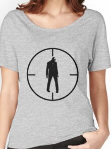 Zombie in Sights Women's Relaxed Fit T-Shirt