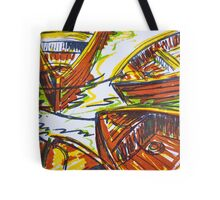 Commuter Boats Tote Bag