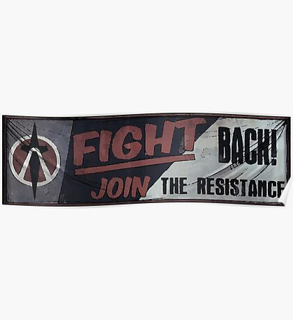 Join The Resistance! Poster