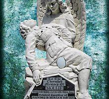ATS Memorial by Nigel Fletcher-Jones