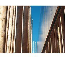Metal Wood Photographic Print