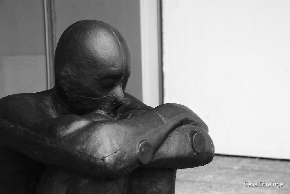 Critical Mass - Antony Gormley by Celia Strainge