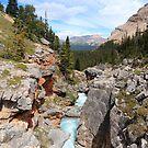 Bow canyon by zumi