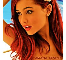 Ariana Grande Special Poster Photographic Print