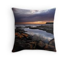 Kimmeridge Reflections Throw Pillow