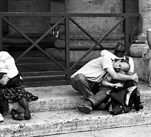 Tourists by Mauro Scacco