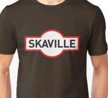 Skaville train station sign - Sydney version Unisex T-Shirt