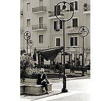Balancement Photographic Print
