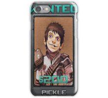 Pickle iPhone Case/Skin