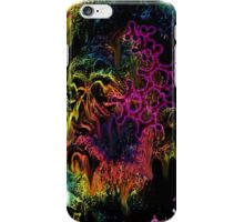 Terrance Mckenna LSD  iPhone Case/Skin