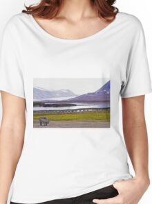 Arctic Wilderness Women's Relaxed Fit T-Shirt