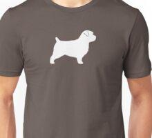 Norfolk Terrier Silhouette(s) Unisex T-Shirt