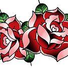 Loving Roses by everchangingINK