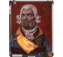 Marcus Kincaid Portrait iPad Case/Skin