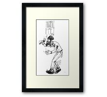 Humble the Poet Framed Print