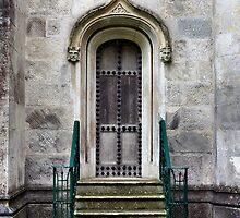 Side door by SoulSparrow