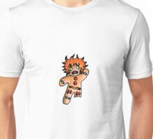 Sad Gingerbread Unisex T-Shirt