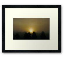 VSOP. ❤❤❤❤❤❤ .Chill out  -  sunrise . Sweden. Brown Sugar Story. Favorites: 3 Views: 1021. . Framed Print