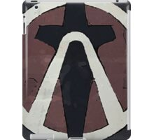 Crimson Raiders iPad Case/Skin