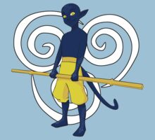 If A Na'vi Could Airbend One Piece - Short Sleeve