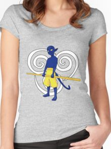 If A Na'vi Could Airbend Women's Fitted Scoop T-Shirt