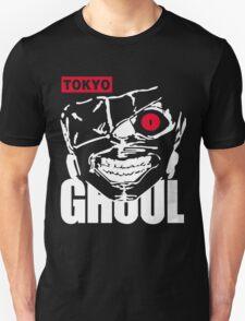 Tokyo Ghoul Kaneki Ghoul Anime Cosplay T Shirt Unisex T-Shirt