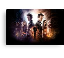 The Time Wars Canvas Print
